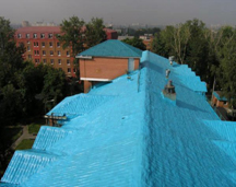 Ремонт и реконструкция кровли в Екатеринбурге